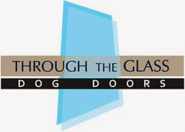 Through The Glass Dog Doors Logo